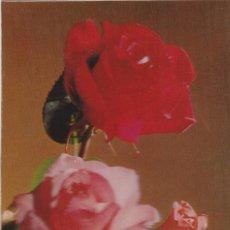 Postales: POSTAL - 3D - FLORES - ROSAS - RIGIDA - R 119 - ED ESCUDO DE ORO - AÑO 1971 - ESCRITA. Lote 266459188