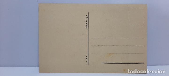 Postales: POSTAL ANTIGUA AÑOS 40 - Nº3 - Foto 2 - 266756968