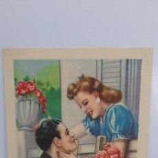 Postales: POSTAL ANTIGUA AÑOS 40 - Nº7. Lote 266758858