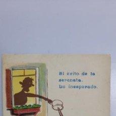 Postales: POSTAL ANTIGUA AÑOS 40 - Nº25. Lote 266760788