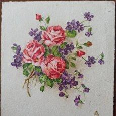 Postales: POSTAL FLORES FRANQUEO BARCELONA 14/3/1934 SELLOS 15 CTS REPUBLICA Y 5 CTS AYUNTAMIENTO. Lote 269464068