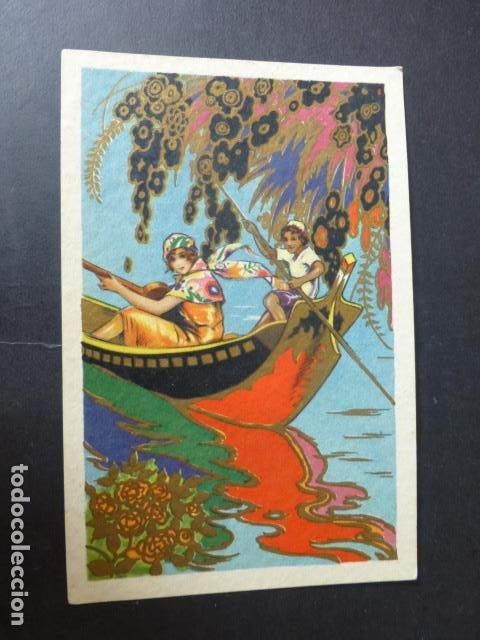 POSTAL ILUSTRADOR ART DECÓ ITALIA (Postales - Postales Temáticas - Estilo)