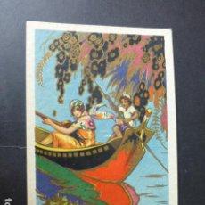 Postales: POSTAL ILUSTRADOR ART DECÓ ITALIA. Lote 275261453