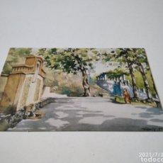 Postales: POSTAL MUSEU TRÍAS DE LES GALETES, SANTA COLOMA DE FARNERS LA SELVA. Lote 278332538