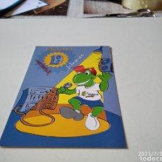 Postales: POSTAL XIQUI PARK FELICIDADES. Lote 278335043