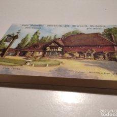 Postales: POSTAL JOLLY GARDENER WORLD FAMOUS RESTAURANT. Lote 289506233