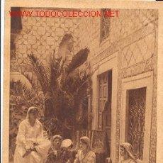 Postales: TARJETA POSTALA NTIGUA DEL HAREM. L & L. Lote 20628487