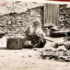 Postales: ANTIGUA POSTAL DE MARRUECOS - ASADO DE CORDERO AL AIRE. Lote 157528