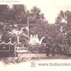Postales: FIESTAS REALES DE 1902. 3 PARTE. FOT. LAURENT. MADRID.. Lote 6563650