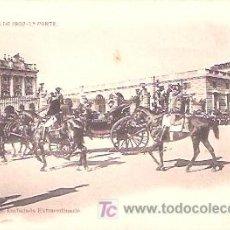 Postales: FIESTAS REALES 1902. 3 PARTE. EMBAJADA EXTRAORDINARIA. FOT. LAURENT. MADRID.. Lote 26931652