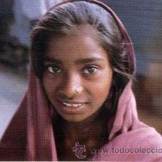 Postales: POSTAL NIÑA INDIA. Lote 8784024