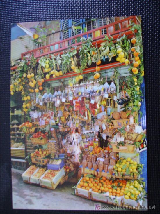 MALLORCA, PALMA, FRUTERIA (Postales - Postales Temáticas - Étnicas)