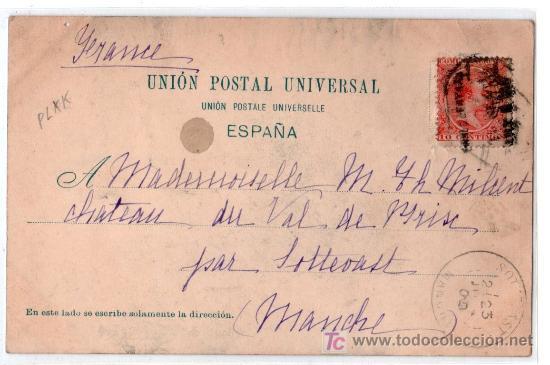 Postales: TARJETA POSTAL DE LA COLECCION BLANCO Y NEGRO. SEMBRANDO ARROZ. 550 HAUSER Y MENET. VER FOTO REVERSO - Foto 2 - 24530383