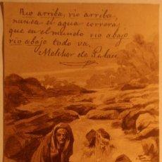 Postcards - POSTAL HAUSER Y MENET REVERSO SIN DIVIDIR - 20029085