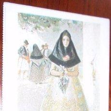 Postales: POSTAL MARIA DEL CARMEN. Lote 20514517