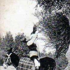 Postales: POSTAL COSTUMBRE ARAGONESAS BEBIENDO DE LA BOTA . Lote 15742568