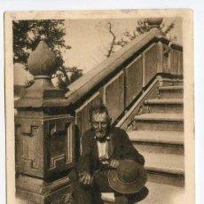 Postales: EL MENDIGO. COLECCIÓN CÁNOVAS SERIE B. 2. CIRCULADA EN 1902. REVERSO SIN DIVIDIR. Lote 26402284