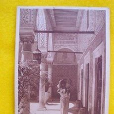 Postales: ANTIGUA POSTAL : PALAIS ARABE. Nº 173 ED L&L. Lote 18625428