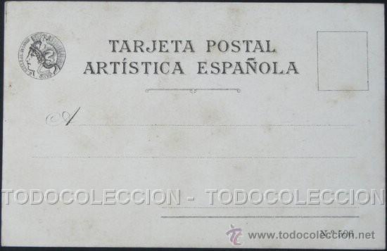 Postales: Dorso. - Foto 2 - 22771280