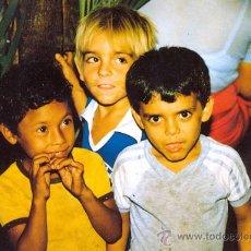 Postales: POST 519 - EL BARILLO - EL SALVADOR - POSTCARD OF CHILDREN ETHNIC COSTUME. Lote 24851165
