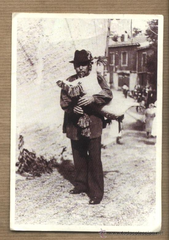 POSTAL LO CRABAIRE D'AIGAFONDA. TARN. CORDES. RAYMOND D'HAUTPOUL DE MAZANET.OCCITANIA.ESCRITA. (Postales - Postales Temáticas - Étnicas)