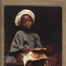 Postales: POSTAL ENFANTS DU MONDE. LILLE. FOTO SAUVAGEOT. ESCRITA. Lote 30517763
