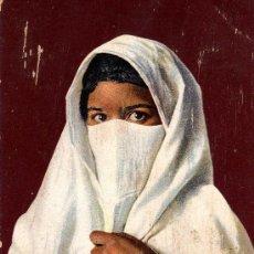 Postales: JEUNE FEMME ARABE. JOVENTITA ARABA, EDITEURS LEHNERT & LANDROCK, S/C. Lote 30959646