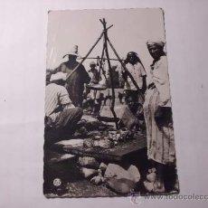 Postales: POSTAL FRANCESA ESCENAS TÍPICAS DEL AFRICA DEL NORTE, CIRCULADA 1953. P 1171. Lote 31090631