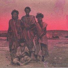 Postales: PS3089 BONITA POSTAL 'TRAMONTO IN AFRICA'. CIRCULADA EN 1915. Lote 34716296