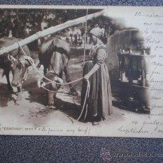 Postales: POSTAL AÑO 1901 LA BOYERA COLECCIÓN CANOVAS. Lote 35588287