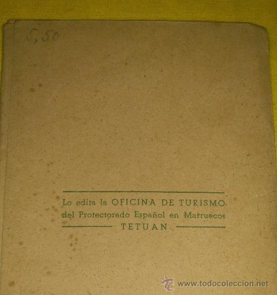 Postales: 6 POSTALES LITOGRAFICAS DE etnografia MARROQUI, MARRUECOS POR ERWIN HUBERT DIBUJANTE - Foto 3 - 36338277