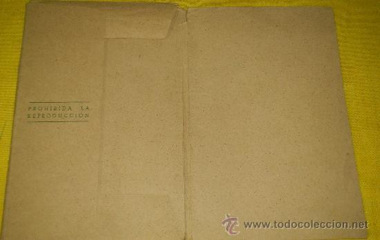 Postales: 6 POSTALES LITOGRAFICAS DE etnografia MARROQUI, MARRUECOS POR ERWIN HUBERT DIBUJANTE - Foto 4 - 36338277