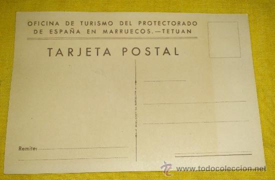 Postales: 6 POSTALES LITOGRAFICAS DE etnografia MARROQUI, MARRUECOS POR ERWIN HUBERT DIBUJANTE - Foto 6 - 36338277
