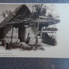 Postales: BARRACAS MURCIANAS COLECCIÓN CANOVAS POSTAL ANTIGUA. Lote 40295391