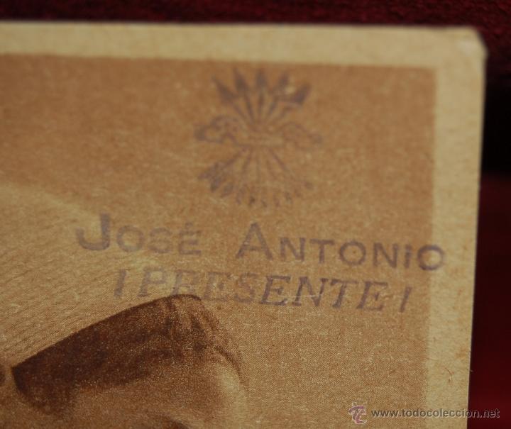 Postales: ANTIGUA POSTAL JEUNE ARABE DE SUD. CON SELLO DE LA FALANGE (JOSE ANTONIO-PRESENTE). ESCRITA - Foto 2 - 42520921