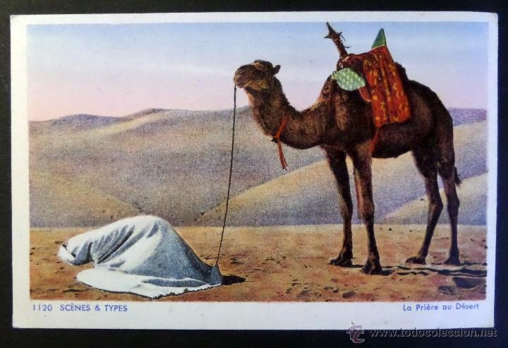 Postales: 4 antiguas Postales de Escenas Tipicas, editadas en Francia. Sin circular, ver fotografias - Foto 5 - 45099815