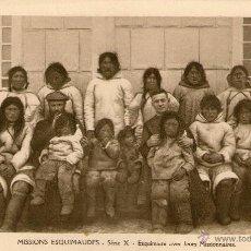 Postcards - RARISIMA MISSIONS ESQUIMAUDES NORTE DE CANADA - 45353241