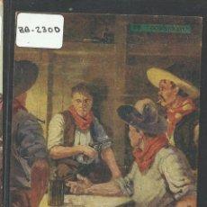 Postales: VAQUERO AMERICANO - COWBOY - (ZB-2300). Lote 49449214