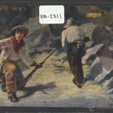 Postales: VAQUEROS AMERICANOS - COWBOYS - (ZB-2311). Lote 49449937