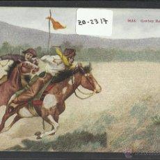Postales: VAQUEROS AMERICANOS - COWBOYS - (ZB-2317). Lote 49450250