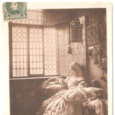 Postales: OCIOSIDAD 1902. Lote 28750376