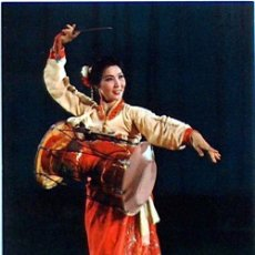 Postales: ESTUCHE CON 8 POSTALES THE FLOWERS OF ORIENTAL SONGS AND DANCES,MUY RARAS VER DESCRIPCION E IMAGENES. Lote 51003362