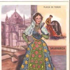 Postales: SALAMANCA, POSTAL ANTIGUA, SIN CIRCULAR. Lote 51080139