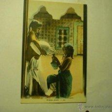 Postales: POSTAL SCENES ET TYPES-- PODRIA SER MARRUECOS O ARGELIA --BB. Lote 51794185