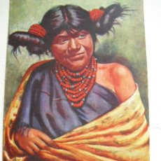 Postales: A MOQUI INDIAN. Lote 54059326