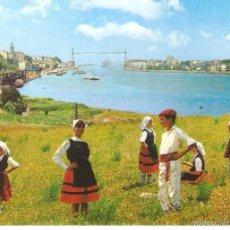 Postales: BILBAO, TIPISMO VASCO, SIN CIRCULAR. Lote 56160754