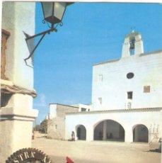 Postais: IBIZA, XIQUETS, CIRCULADA CON SU SELLO, . Lote 57109493