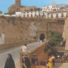 Postais: IBIZA, RASTRILLO, CIRCULADA CON SU SELLO, . Lote 57109519