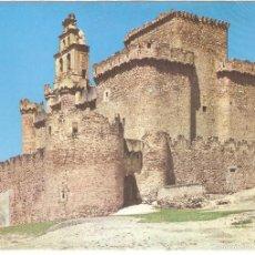 Postcards - CASTILLOS DE ESPAÑA, DEL TUREGANO, SEGOVIA, SIN CIRCULAR - 57110274
