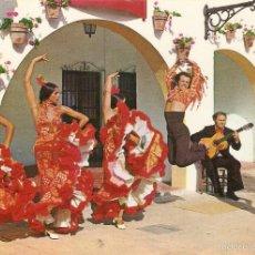 Postales: POSTAL 460 ESPAÑA ES DIFERENTE BALLET LUIS DE LUIS EDICIONES RO- FOTO OTTO REUSS ESPAGNE SPAIN. Lote 57550920